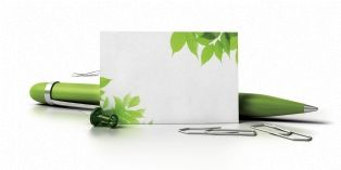 Un bureau plus vert grâce aux petites fournitures