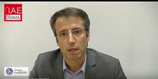 [Vidéo] 'L'acheteur de demain doit savoir accompagner les changements dans l'entreprise' - Patrice Fortin (Galeries Lafayette)