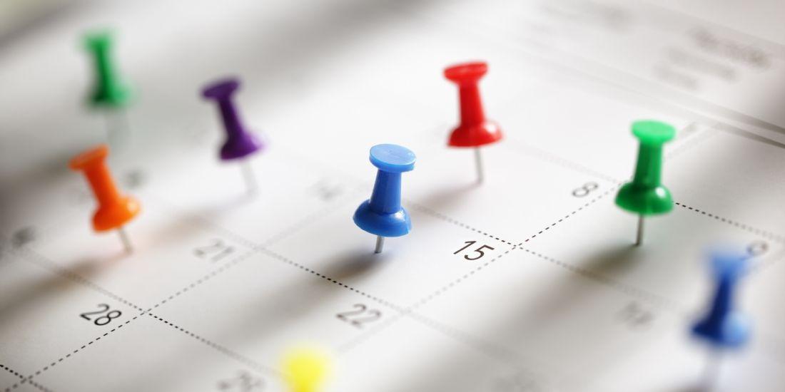 L'agenda de l'acheteur en octobre/novembre