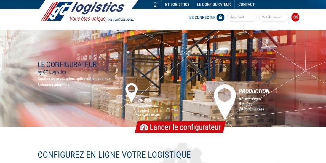 Externalisation logistique: GT Logistics propose une estimation budgétaire sous 24h
