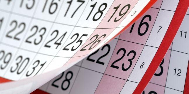 L'agenda des acheteurs en février