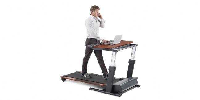 Courir au bureau... mais sans stress !
