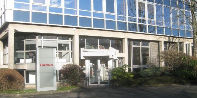 Le siège social de Honda à Marne-la-Vallée.