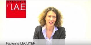 """[Vidéo] """"Jeunes acheteurs : adhérez aux valeurs de votre entreprise!"""" - Fabienne Lecuyer, directrice achats, Club Med"""