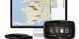 Solutions de gestion de flottes : TomTom Telematics, distinguée