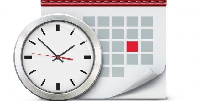 L'agenda des acheteurs en mars/avril