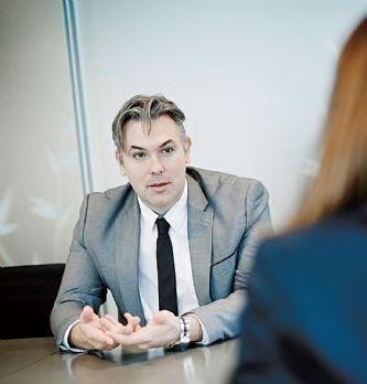 """""""Nous devons passer d'un pilotage juridique à un pilotage économique"""" (Franck Barrailler, INPI)"""