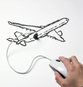 Aérien - Les femmes réservent plus tôt et ... payent donc moins cher