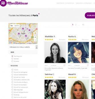 MonHôtessse.fr, la start-up qui veut disrupter le marché de l'accueil