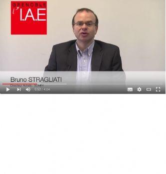 """[Vidéo] """"Jeunes acheteurs, ne privilégiez pas forcément les grands groupes"""" - B.Stragliati (Somfy)"""
