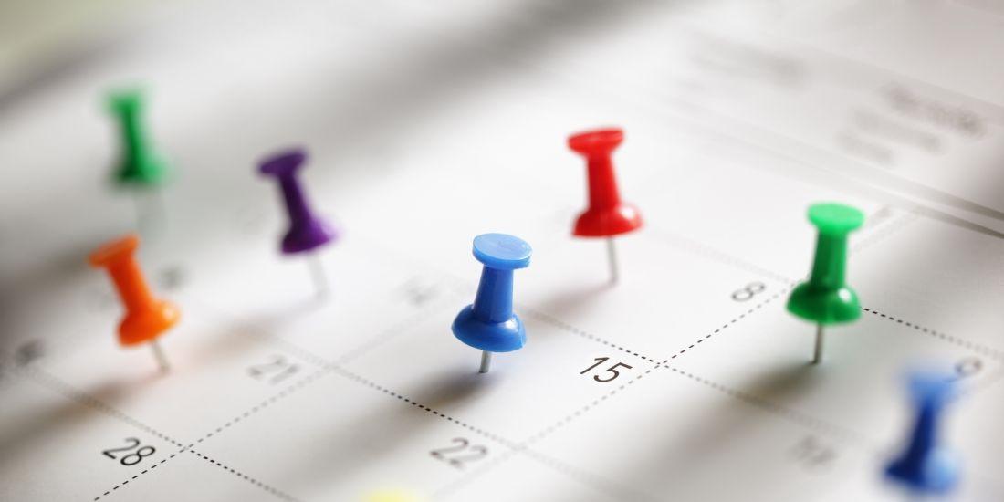 L'agenda de l'acheteur en mai 2016