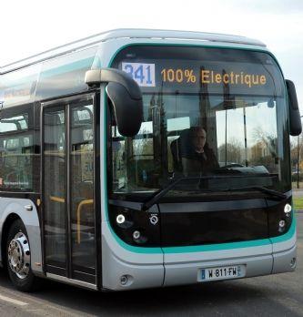 La RATP investit dans l'électrique et lance la 1re ligne de bus 100% électrique