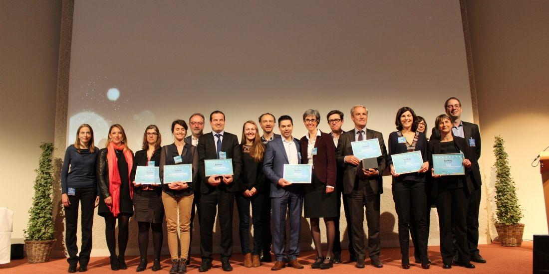 Les Trophées fournisseurs Lyreco 2016.