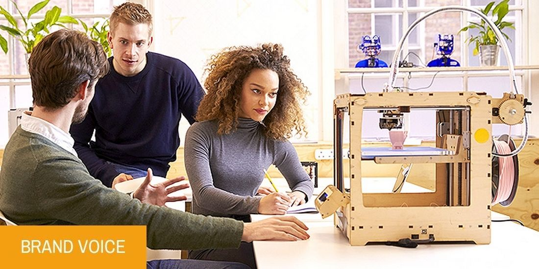 L'imprimante 3D - innovation ou conduite de changement pour l'acheteur ?