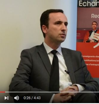 """[Video] """"L'acheteur doit avoir une vision globale des autres entreprises de l'écosystème"""" - F. Perrin (Pacte PME)"""