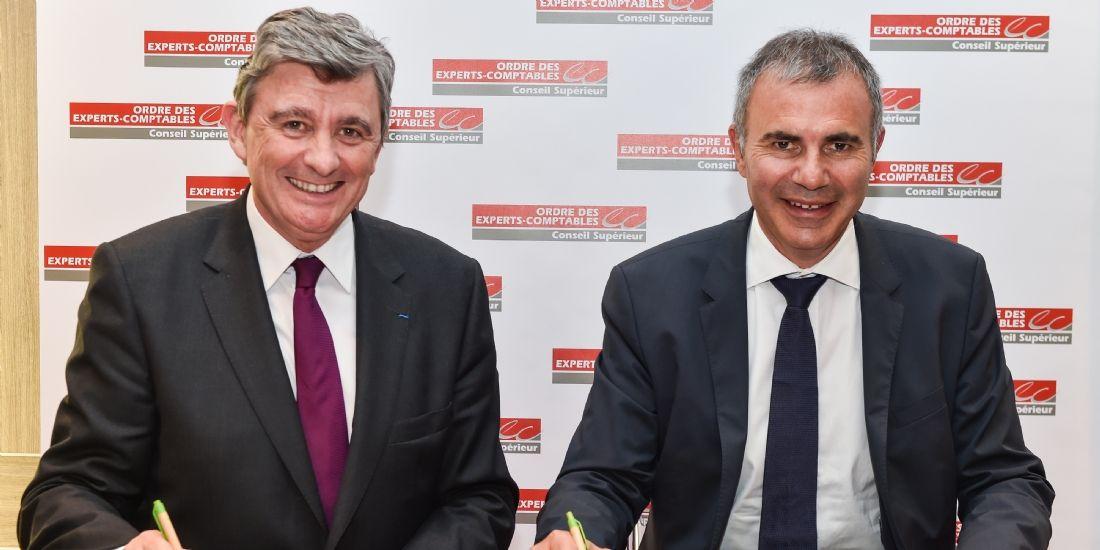 Partenariat Conseil supérieur de l'ordre des experts-comptables / Médiation des entreprises