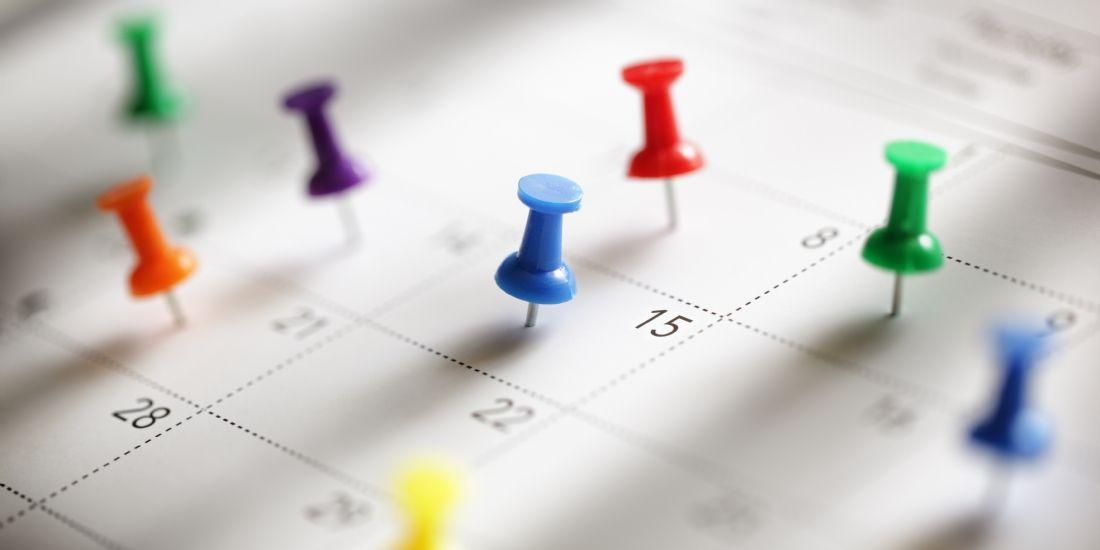 L'agenda des acheteurs en septembre