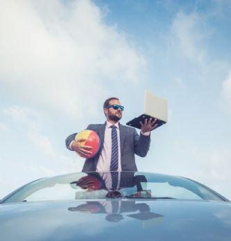 Les voyageurs d'affaires toujours plus nombreux
