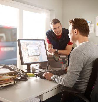 'La télématique permet aux entreprise de respecter la loi qui les contraint à communiquer l'identité des salariés auteurs d'infractions routières'