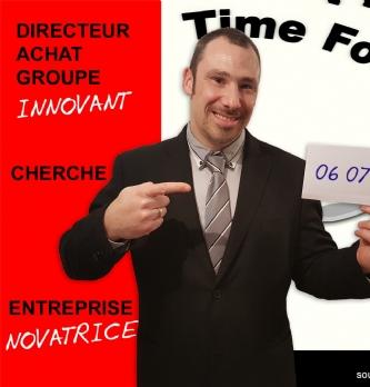 Wanted : poste de directeur achats dans une entreprise innovante