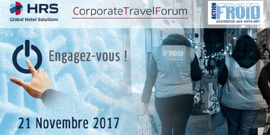 HRS France s'associe à ActionFroid pour aider les sans-abris