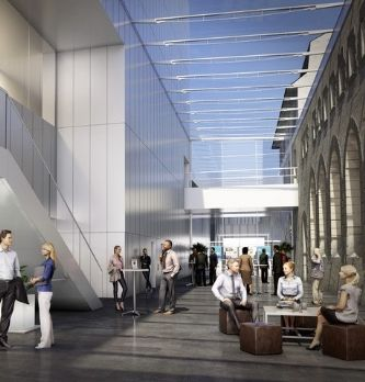 Le futur centre des congrès de Rennes : un lieu historique unique ultra connecté
