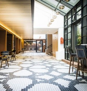 Atelier H, un nouvel espace de lieux de réunions au coeur de Paris