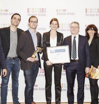 """[Trophées 2017] La direction achats d'Air France, avec son partenaire Silex, remporte la catégorie """"Solutions"""""""