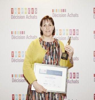[Trophées 2017] Karine Alquier Caro, CPO de Legrand, élue Décideur Achats de l'année