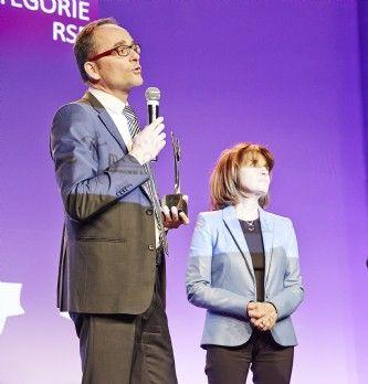 [Trophées 2017] Le groupe Michelin remporte l'Or dans la catégorie RSE