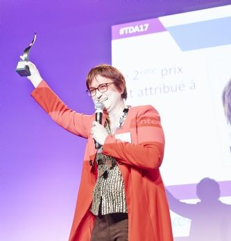 [Trophées 2017] Laurence Laroche, CPO de Rockwool, remporte le trophée d'argent