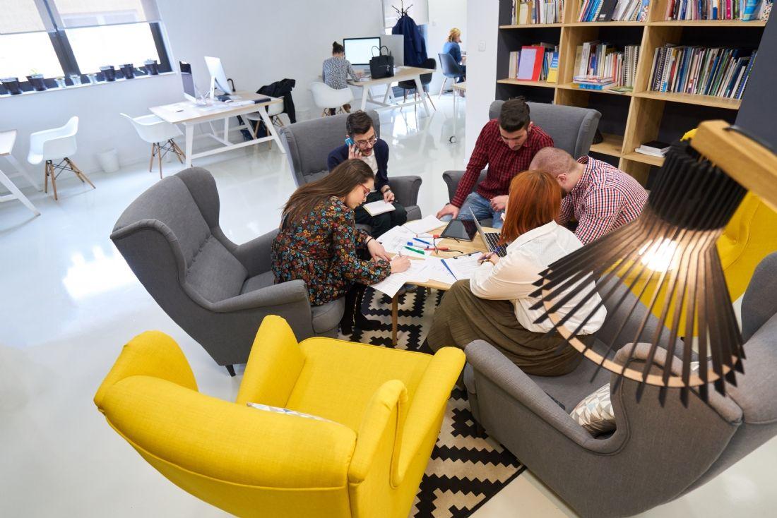 des bureaux penss pour fidliser et attirer les talents