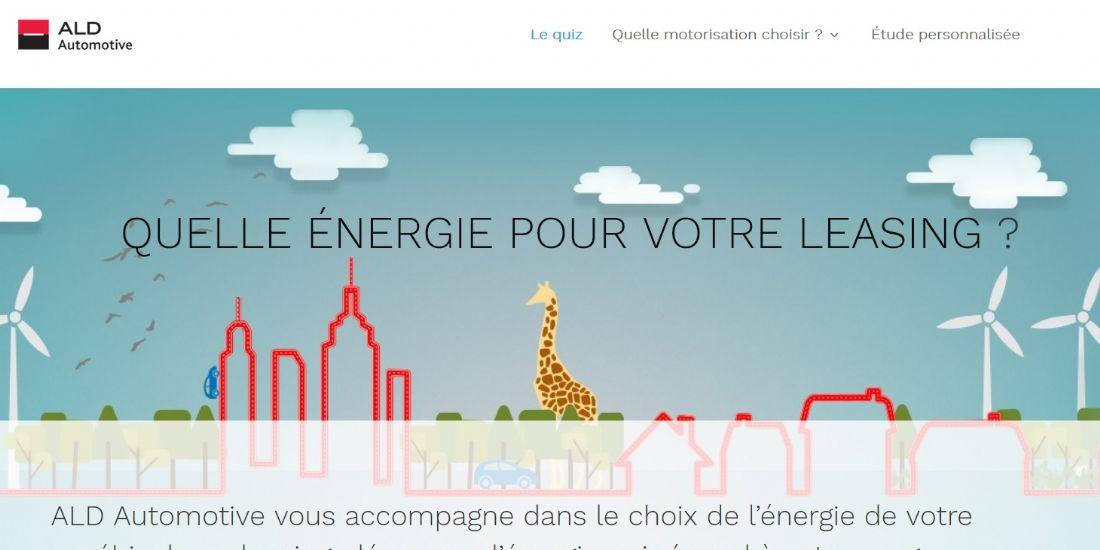 Assistance en ligne et guide énergétique: les nouveautés ALD