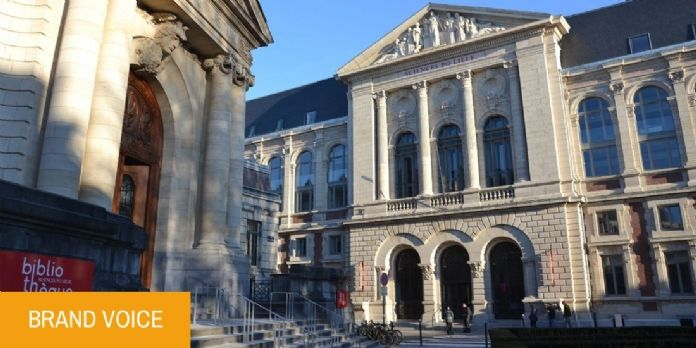 Nouveaux locaux pour Sciences Po Lille : mobiliers, architecture d'intérieur, un accompagnement de A à Z
