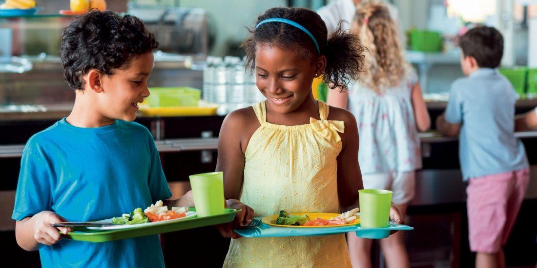 Bio: le défi de la restauration scolaire