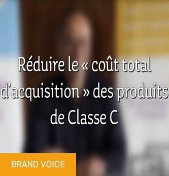 6 leviers d'économie pour les achats de classe C - vidéo