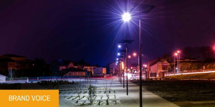 Eclairage public : Saint-Germain carbure à l'énergie solaire
