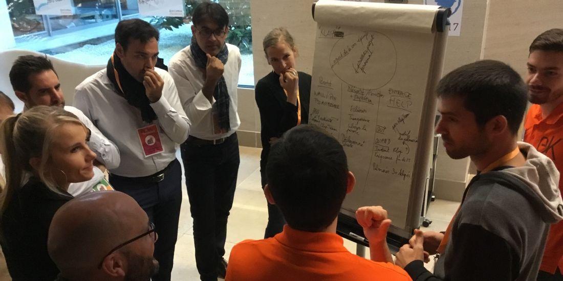 Sept idées pour un management plus collaboratif