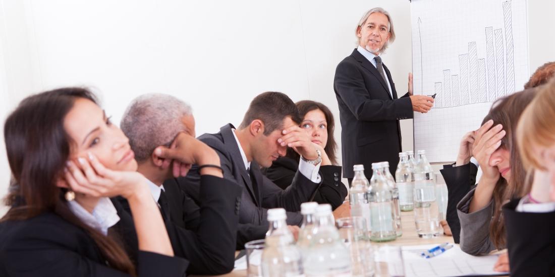 Pourquoi les réunions suscitent aussi peu d'engagement chez vos collaborateurs