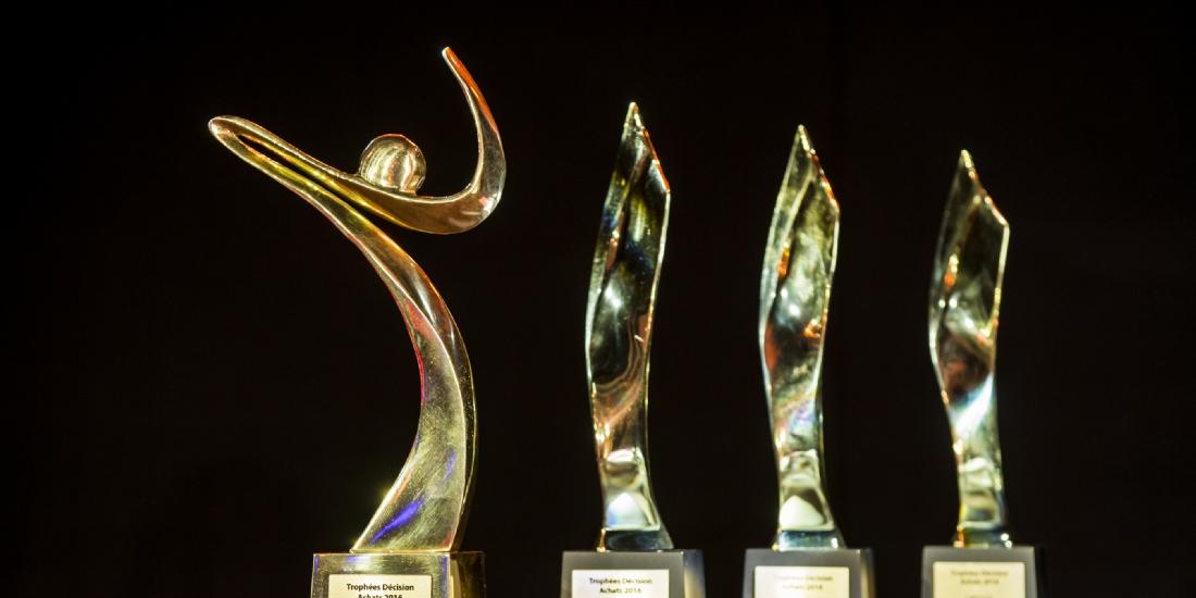 Trophées Décision Achats 2018 - Faites valoir vos bonnes pratiques: déposez un dossier!