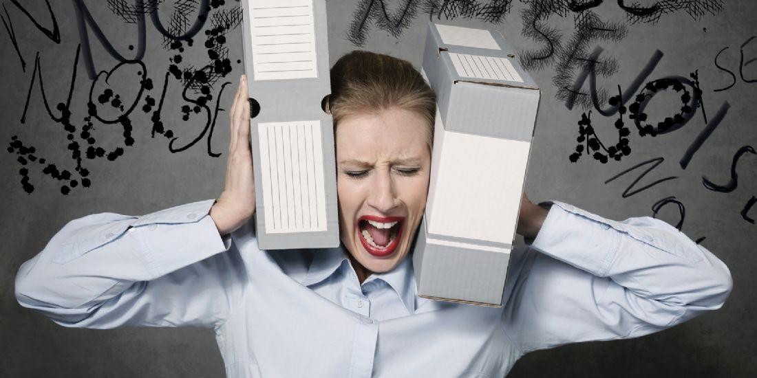 Qualité de vie au travail - les bruits les plus gênants au bureau