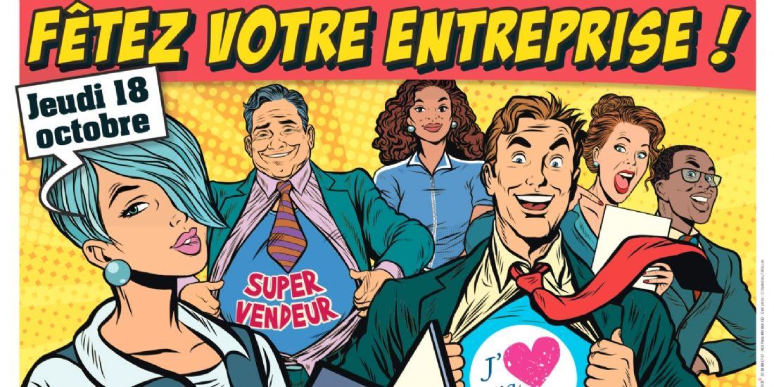 'J'aime ma boîte' invite salariés et dirigeants à la convivialité