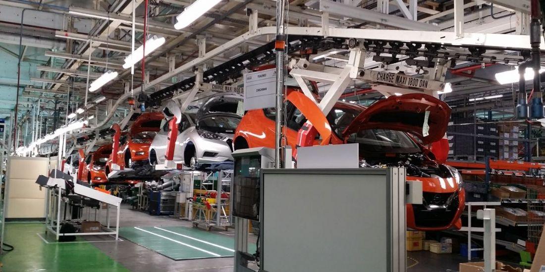 Comment Renault a rénové l'éclairage de ses sites industriels sans débourser un euro