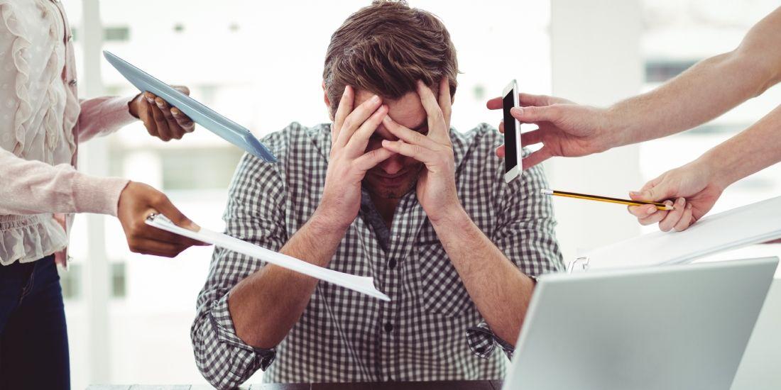 Les employeurs européens négligent le bien-être psychologique des collaborateurs stressés