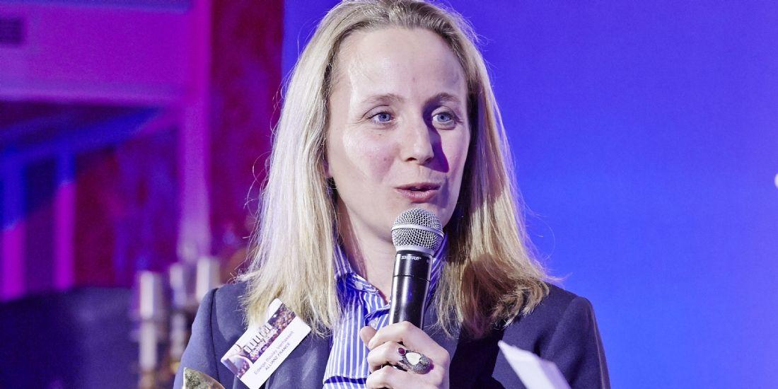 Marion Zemanik, directrice achats de Allianz France, distinguée par ses pairs