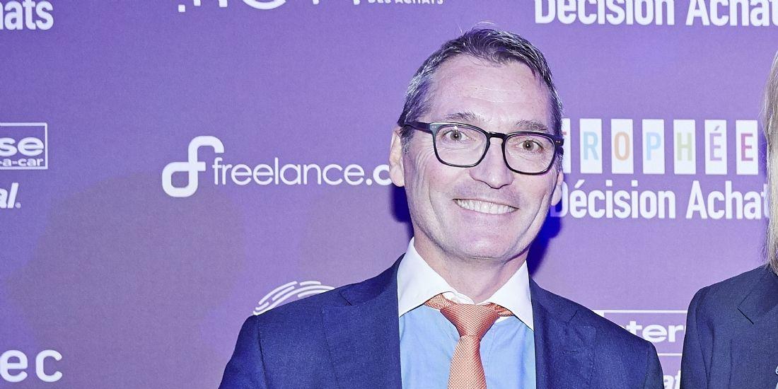 Daniel Righetti, CPO de Colas, élu Décideur achats de bronze