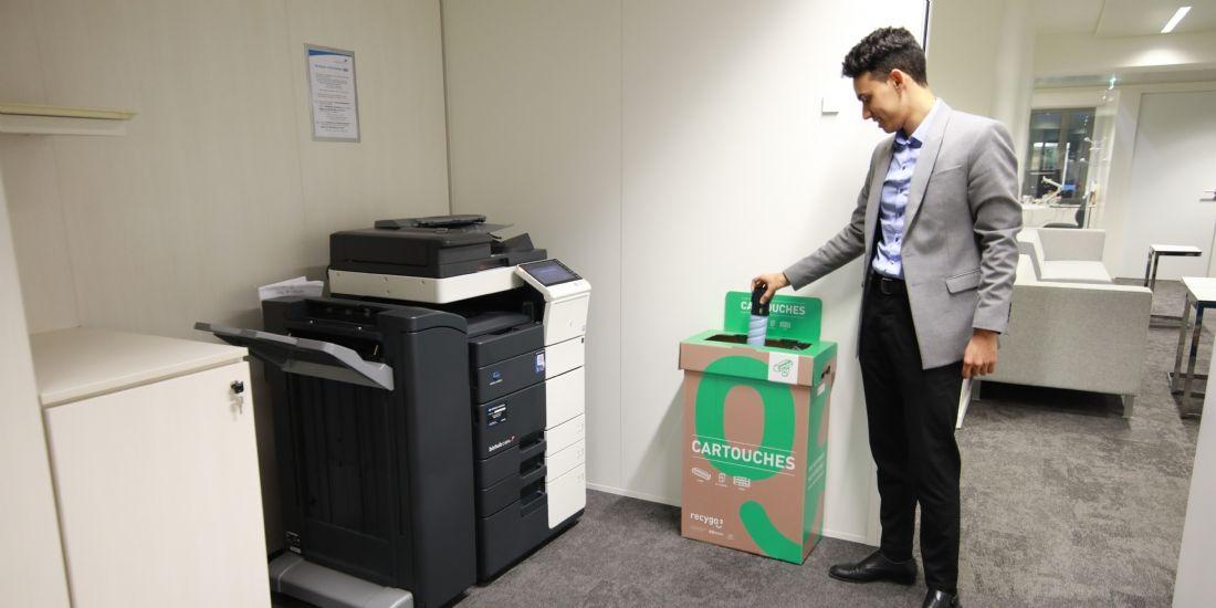 Recygo, une nouvelle offre de recyclage signée La Poste et Suez