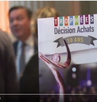 Trophées Décision Achats: la vidéo best of