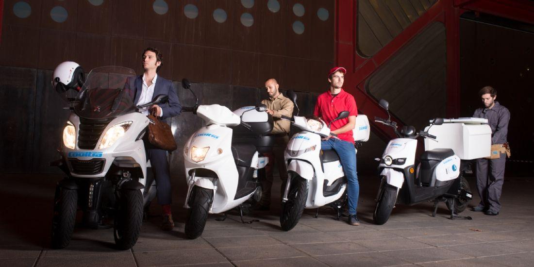 Un nouvel entrant sur le marché de la location de scooters