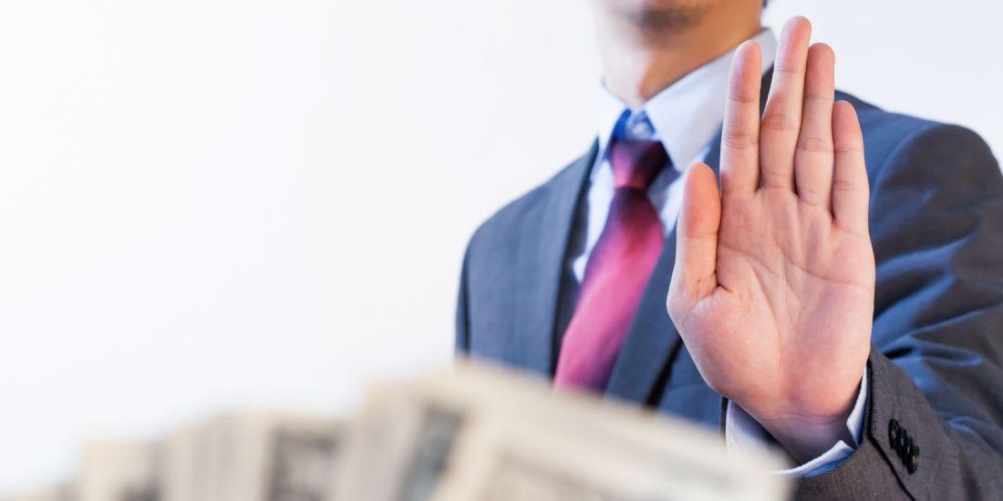 En France, 20% des salariés estiment que la corruption est encore répandue dans leur entreprise